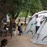 Shelterbox a Haïti